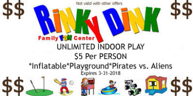 Unlimited Indoor Play